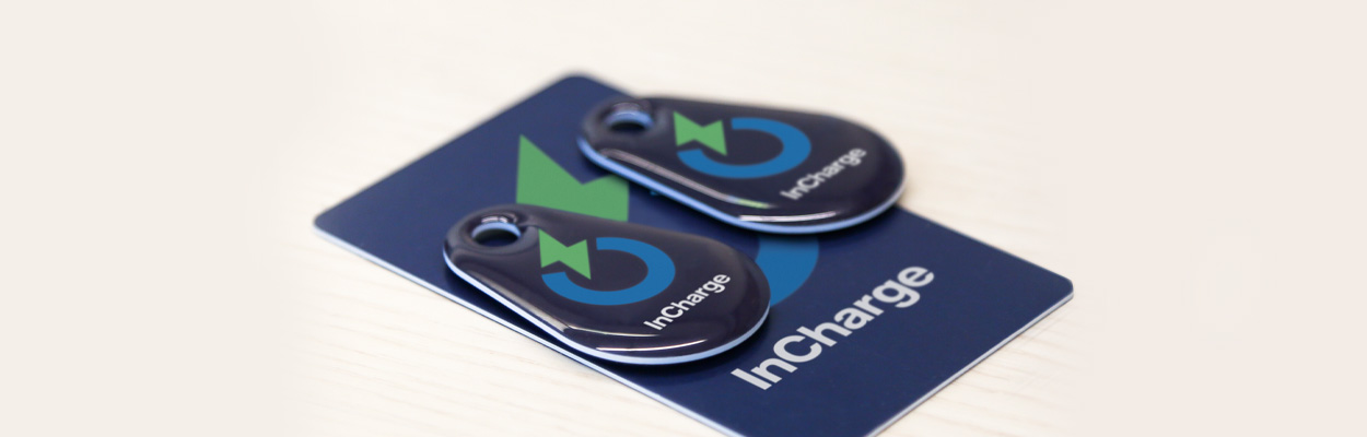 Charge card and tags